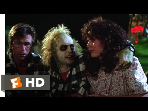 Beetlejuice (4/9) Movie CLIP - We're Simpatico (1988) HD