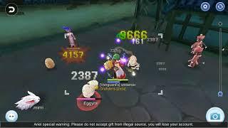 [ROMobile] Chain Combo Champ VS Eggyra