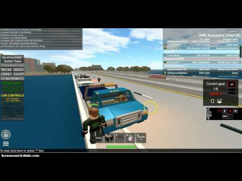 ROBLOX Tow Truck INFO + Patrol at Remmington