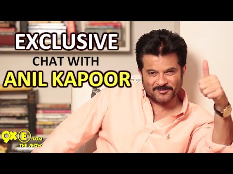 Anil Kapoor's Exclusive FULL Interview with 9xe.com The Show | MUST WATCH