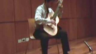 suite hispana #1 Danza (homenaje J. Rodrigo, guitarra)