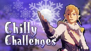 Chilly Challenges in Legend of Zelda Breath of the Wild!