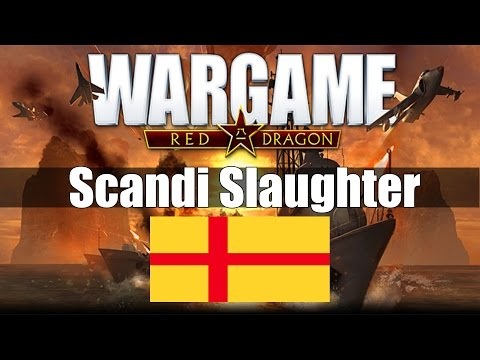 Wargame Red Dragon The Rappack #102 Scandinavian Slaughter