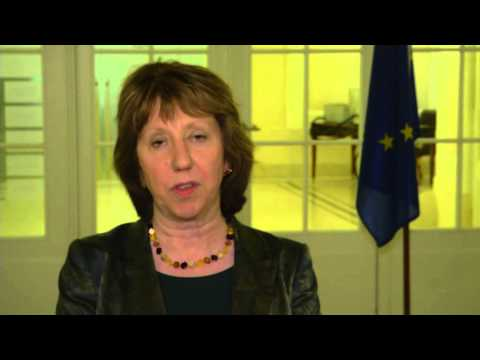 Catherine Ashton statement on Ukraine