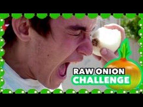 Raw Onion Challenge
