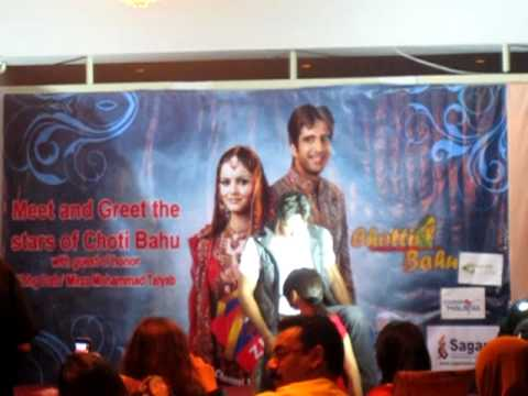 Meet And Greet The Stars Of Choti Bahu - Video 5 video
