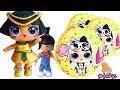 #КУКЛЫ ЛОЛ 3 СЕРИЯ 2 ВОЛНА! Гадкий Я 3 Мультик - ДЕВОЧКА И #ЕДИНОРОГ! Игрушки с My Toys Pink