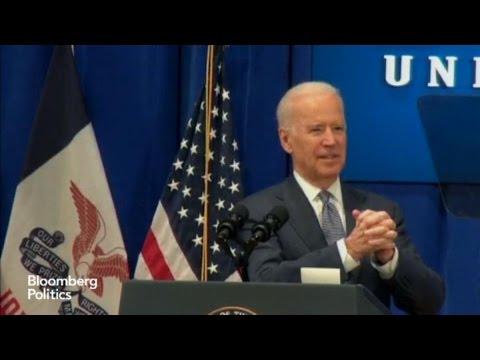 """Biden Being Biden: Veep Gives Shout Out to """"Butt Buddy"""""""