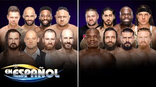 ¡King of the Ring a regresado!: En Español, 22 de Agosto, 2019