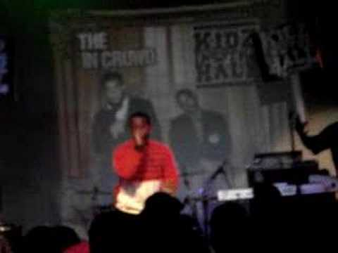 Kidz In The Hall Live @ SOB's Freestyle
