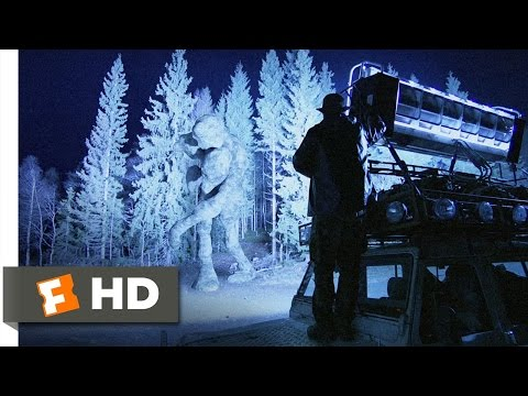 Trollhunter (3/10) Movie CLIP - From Troll to Stone (2010) HD