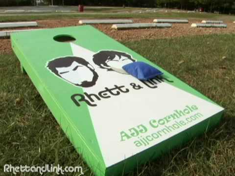 The Cornhole Song - Rhett & Link Music Videos