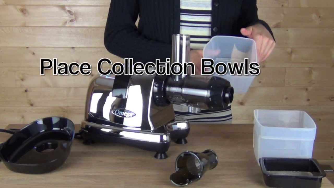 omega juicer 8006 Review And Comparison