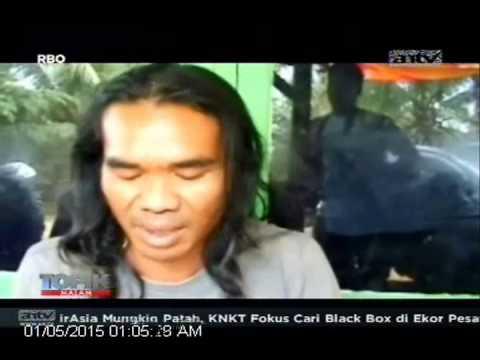 [ANTV] TOPIK, Keris Batu Akik Karya Mpu Gondrong Sohor Sampai Mancanegara