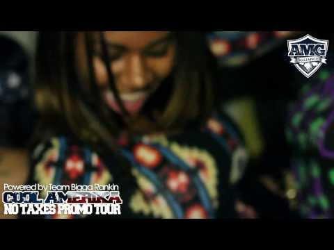 Cool Amerika - No Taxes Promo Tour Mississippi Vlog [Independent Artist]