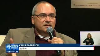 """CAIUS DOBRESCU, LA """"ÎNTÂLNIRILE SPECTACTOR"""""""