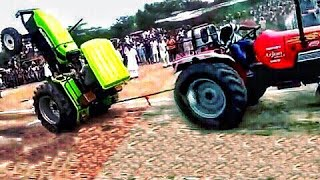 Tochan Mukabala : Tractor Tochan with Accidents | जाटों के उल्टे काम | Jaat Lifestyle - Part 4