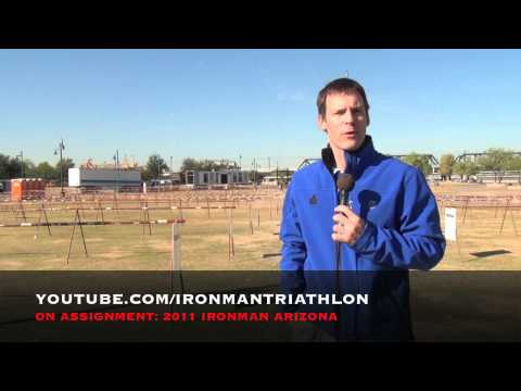 Ironman Arizona Race Preview 2011