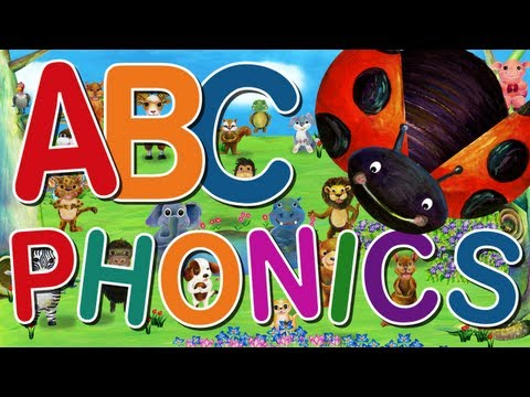 Abc Phonics Song -abc Songs For Children video