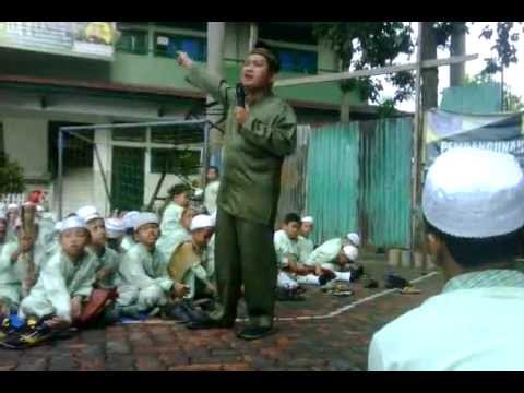 Ceramah Agama Lucu ( Musuh-musuh Iblis).3gp video