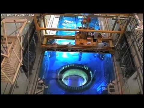 Inside a Comanche Peak Nuclear Power Plant Refueling Outage