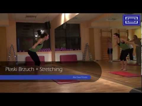 Raz Dwa Fitness - Płaski Brzuch + Stretching