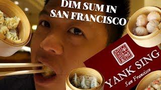 DIMSUM IN SF   #JonEatsMurica