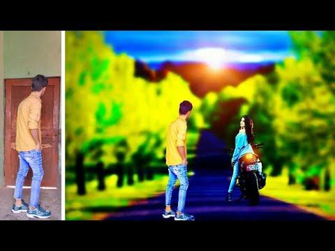 Romantic PicsArt Movie Poster Editing   Photo Manipulation   Picsart Editing Tutorial Like Cb Edits