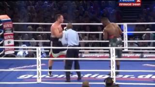 Kubrat Pulev vs Michael Sprott