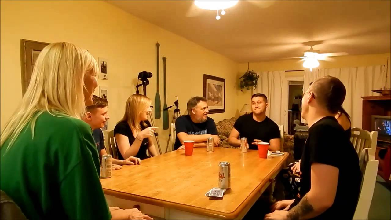 Animal Drinking Game