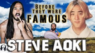 Download Lagu STEVE AOKI - Before They Were Famous - DJ AOKI Gratis STAFABAND