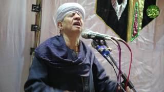 الشيخ ياسين التهامي قصيدة قصرت عليك العمر من حفل السيدة نفيسة 2016