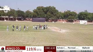 Live Cricket Match | NEXION PRO CRICKET CLUB (ICL-3) vs KINGS COUNTY WARRIORS (ICL-3) | 16-Feb-20 08