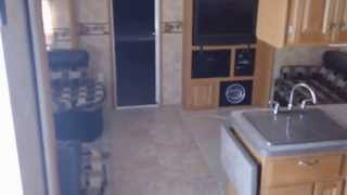 Used fifth wheel toy hauler RV for sale Oklahoma City - 14182