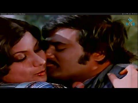 Nathiyoram ( Rajinikanth & Sripriya Video Song ) - Annai Oru...