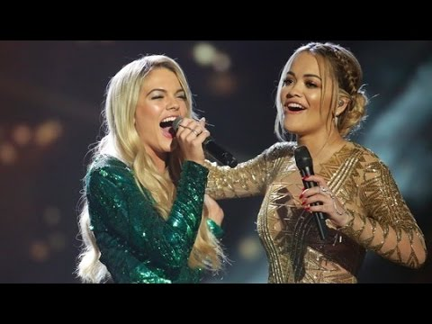 Rita Ora and Louisa Johnson sing And I am Telling | The X Factor UK 2015