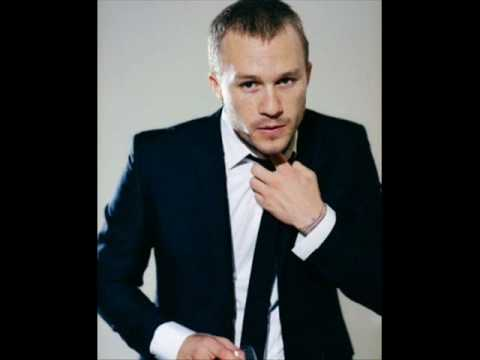 Heath Ledger - Hungry Eyes