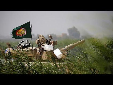 Iraq, l'esercito avanza nella riconquista di Fallujah in mano all'Isil