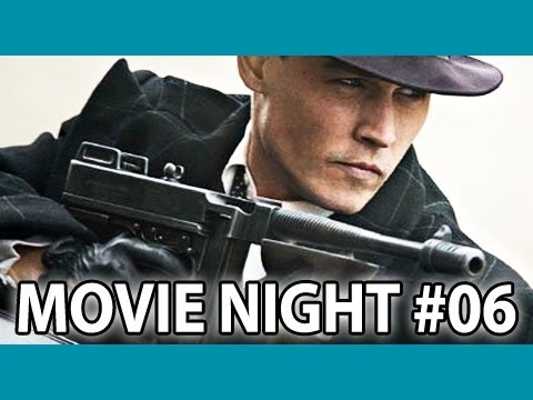 Johnny Depp Is A Murderous Gangster! - Movie Night #06