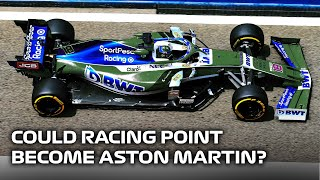 Could Racing Point Become Aston Martin F1 Team?