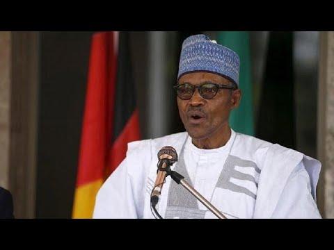 "Nigeria's president calls mass schoolgirl abduction ""national disaster"""