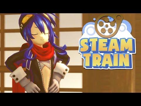 [sfm] Steam Train Animated - Sakura Spirit - The Journey Begins video
