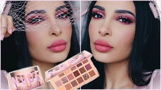 NEW NUDE PALETTE HUDA BEAUTY ⎮ON TESTE ÇA !