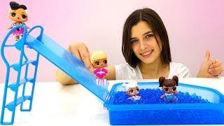 ЛОЛ сюрприз в ToyClub -  Вечеринка у куклы Лол Канзас