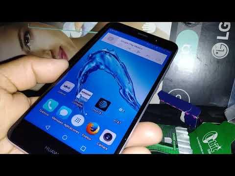 Activar texto de alto contraste a Huawei Ascend XT2TM modelo H1711 AT&T