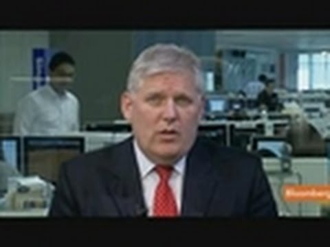 HSBC's Keir Says Asia Still Growing Very Strongly