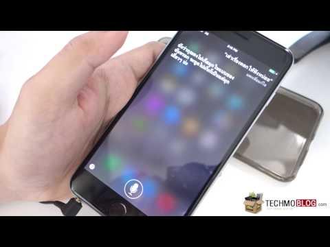 ทดสอบ หรือทะเลาะ กับ Siri ภาษาไทย บน iOS 8.3 Beta 2