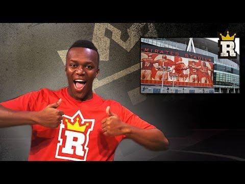 KSI's Transfer Rumours Part 2 | Rule'm Sports