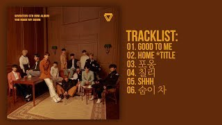[Full Album] SEVENTEEN(세븐틴) - YOU MADE MY DAWN (6th Mini Album)