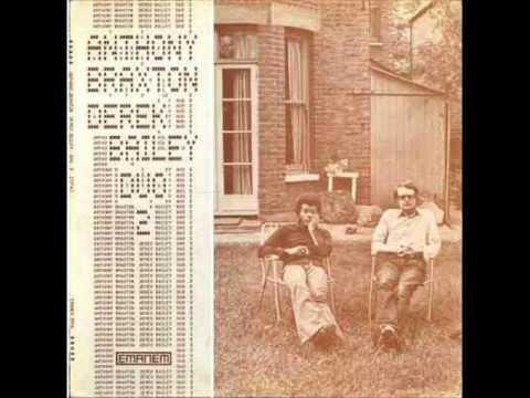 Anthony Braxton + Derek Bailey - The Second Set: Area 7
